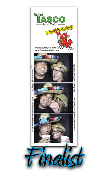 2014 Tasco Auto Color Crawdad Boil Photo Booth Finalist